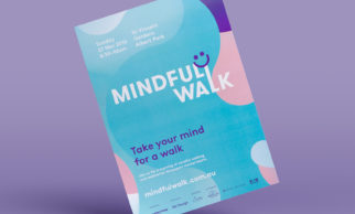Mindful Walk—Branding