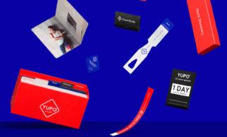 Yupo—Packaging